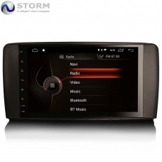 "Car multimedia 9"" Android 10.0 - 4core - 2GB RAM - 16GB ROM για Mercedes R"