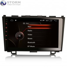 "Car multimedia 9"" Android 10.0 - 4core - 2GB RAM - 16GB ROM για Honda CR-V"