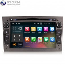 "Car multimedia 7"" Android 10.0 - 4core - 2GB RAM - 16GB ROM για Opel Antara, Astra, Combo, Corsa, Meriva, Signum, Tigra, Vectra, Vivaro, Zafira"