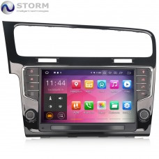 "Car multimedia 9"" Android 10.0 - 4core - 2GB RAM - 16GB ROM για VW Golf"