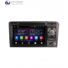 "Car multimedia 7"" Android 10.0 - 4core - 2GB RAM - 16GB ROM για Audi A3"