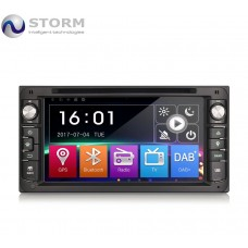 "Car multimedia 7"" Android 10.0 Όλα σε ένα για Toyota models"