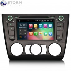 "Car multimedia 7"" Android 10.0 - 8core - 4GB RAM - 64GB ROM για BMW 1"