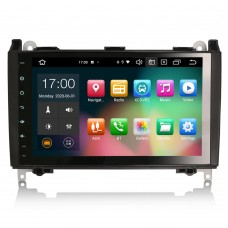 "Car multimedia 9"" Android 10.0 - 8core - 4GB RAM - 64GB ROM για Mercedes A, B, Sprinter, Viano, Vito - VW Crafter"
