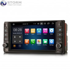 "Car multimedia 7"" Android 10.0 - 8core - 4GB RAM - 64GB ROM για Toyota models"