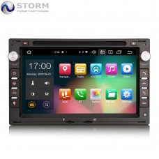 "Car multimedia 7"" Android 10.0 - 8core - 4GB RAM - 64GB ROM για VW Seat - Skoda - Peugeot - Ford models"