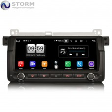 "Car multimedia 8.8"" Android 10.0 - 8core - 4GB RAM - 64GB ROM για BMW 3, M3 - Rover 75 - MG ZT"