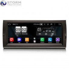 "Car multimedia 10.25"" Android 10.0 - 8core - 4GB RAM - 64GB ROM για BMW 5, X5, M5"