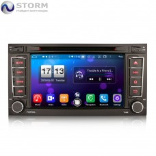 "Car multimedia 7"" Android 10.0 - 8core - 4GB RAM - 64GB ROM για VW Touareg T5 Multivan"