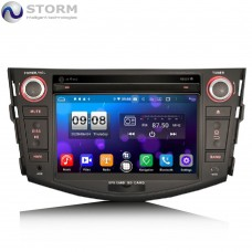 "Car multimedia 7"" Android 10.0 - 8core - 4GB RAM - 64GB ROM για Toyota RAV4"