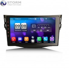 "Car multimedia 9"" Android 10.0 - 8core - 4GB RAM - 64GB ROM 10.0 για Toyota RAV4"