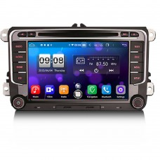 "Car multimedia 7"" Android 10.0 - 8core - 4GB RAM - 64GB ROM για VW - Seat - Skoda Models"